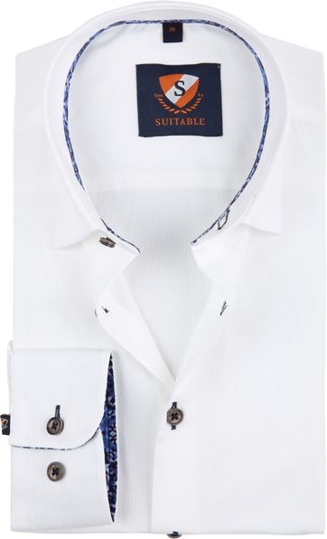Suitable Shirt White 188-1