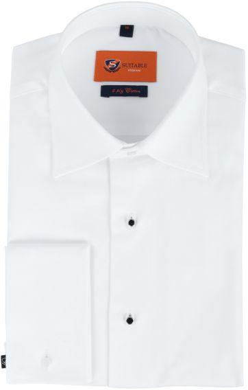Suitable Smoking Overhemd Slim-Fit