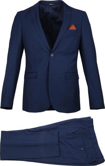 Suitable Sneaker Anzug Blau