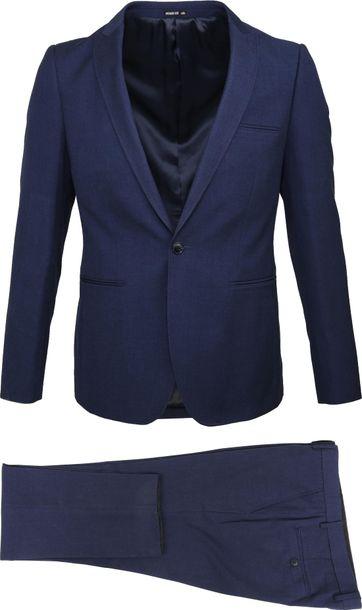Suitable Sneaker Anzug Dunkel Blau