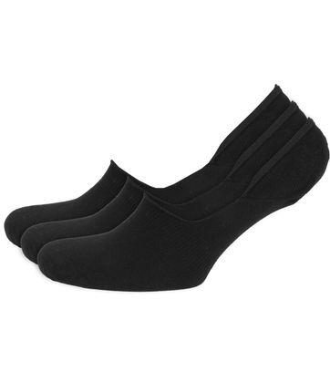 Suitable Sneaker Socken 3-Pack Schwarz