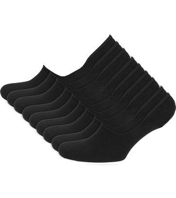 Suitable Sneaker Socken 9-Pack Schwarz