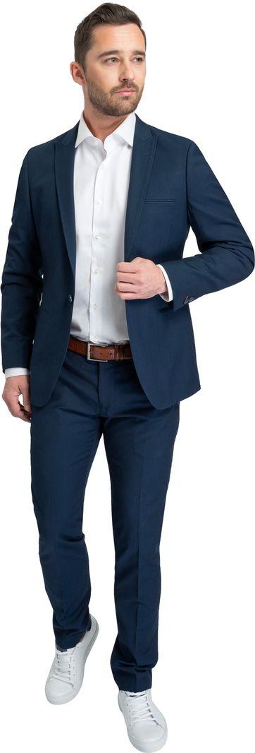 Suitable Sneaker Suit Pounta Blauw