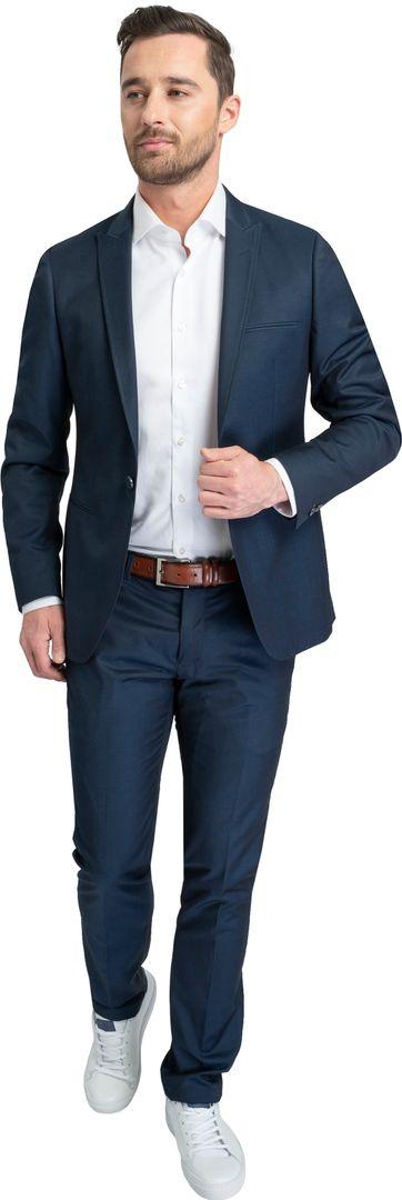 Suitable Sneaker Suit Pounta Dunkelblau