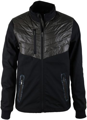 Suitable Softshell Spur Jacket Black