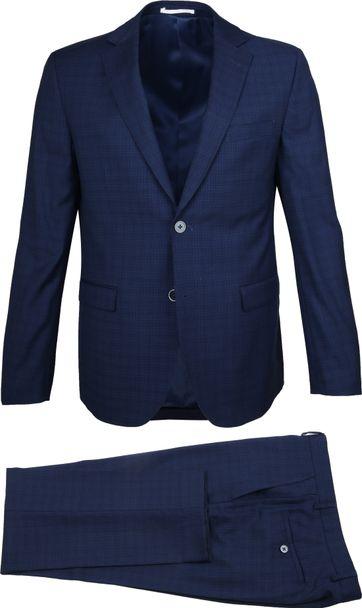 Suitable Suit Lucius Optical Dark Blue
