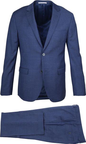 Suitable Suit Lucius Optical Navy