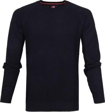 Suitable Sweater Ben Dunkelblau