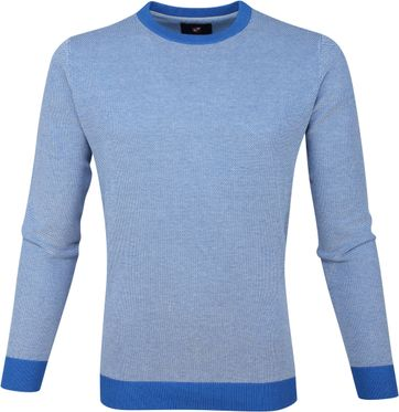 Suitable Thomas Pullover Blue