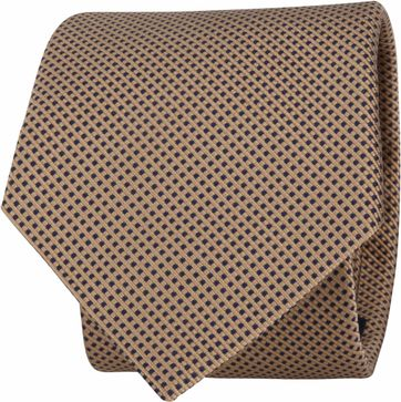 Suitable Tie Brown F01-01