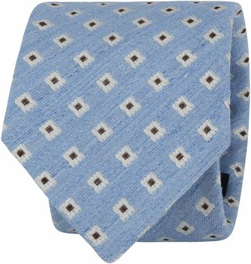 Suitable Tie Light Blue F01-19
