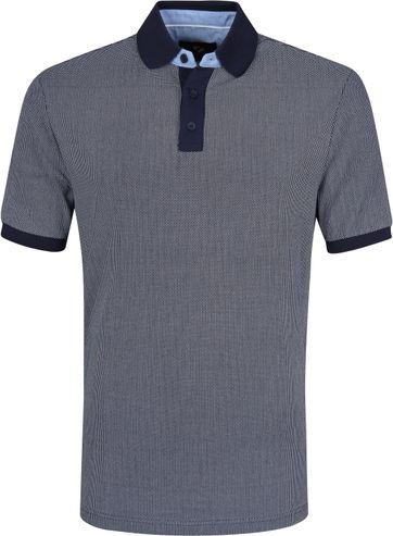 Suitable Till Poloshirt Dunkelblau