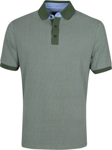Suitable Till Poloshirt Grün