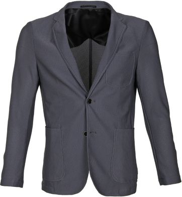 Suitable Travel Jacket Grey