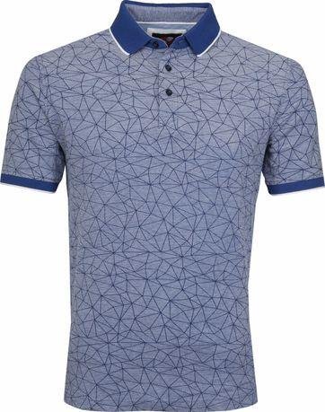 Suitable Web Design Poloshirt Blue
