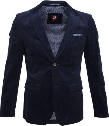 Suitable Xavi Blazer Dark Blue