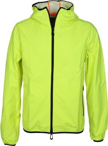 Sunstripes Bonatti Jacket Neon Yellow