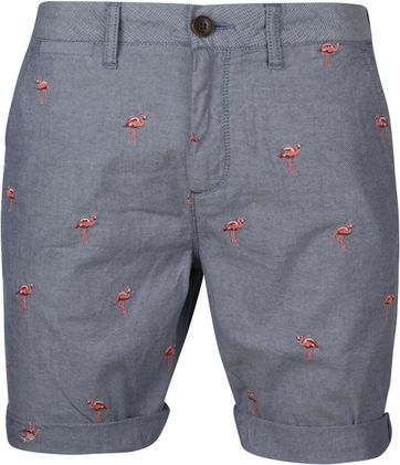 Superdry International Short Flamingo
