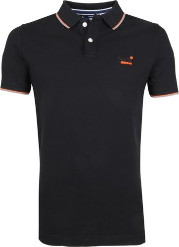Superdry Poloshirt Black