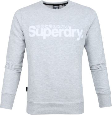 Superdry Sweater Grau