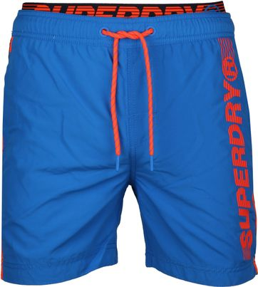 Superdry Swimshorts Volley State Blue