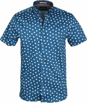 Ted Baker Shirt Blue Points