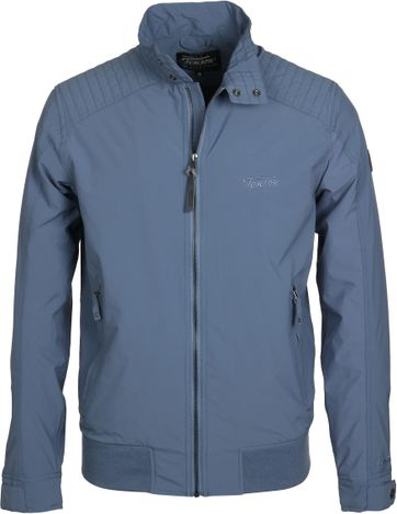 Tenson Beckett Jacke Shark Blue