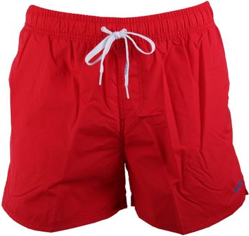 Tenson Carve Swimshorts Red
