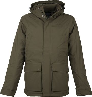Tenson Harry Jacket Olive