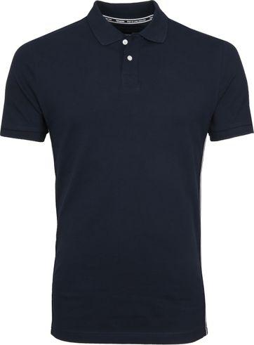 Tenson Poloshirt Zenith Navy