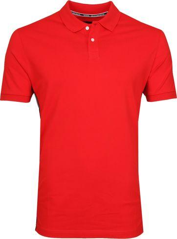 Tenson Poloshirt Zenith Rot