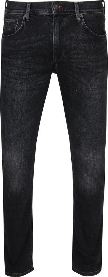 Tommy Hilfiger Bleecker Jeans Zwart