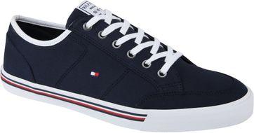 Tommy Hilfiger Core Corp Sneaker Dunkelblau