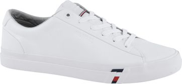 Tommy Hilfiger Corporate Sneaker Wit