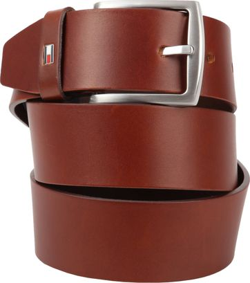 Tommy Hilfiger Denton Belt Brown