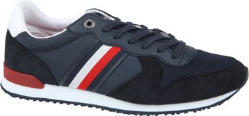 Tommy Hilfiger Iconic Sneaker Dark Blue