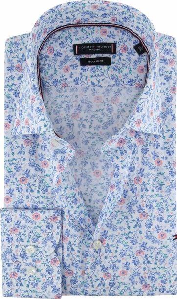 Tommy Hilfiger Overhemd Bloemen