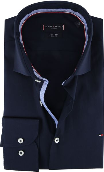 Tommy Hilfiger Overhemd Navy