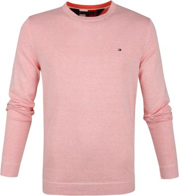Tommy Hilfiger Pullover O-Neck Orange