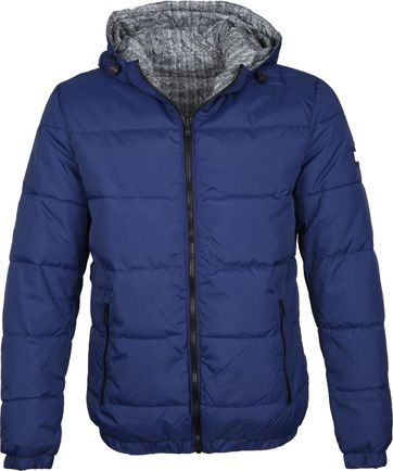 Tommy Hilfiger Reversible Jacket Blau