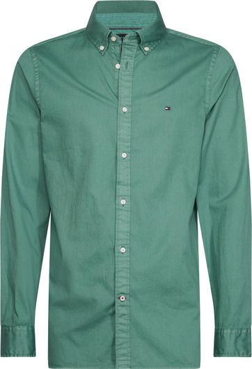 Tommy Hilfiger Shirt Juniper Green