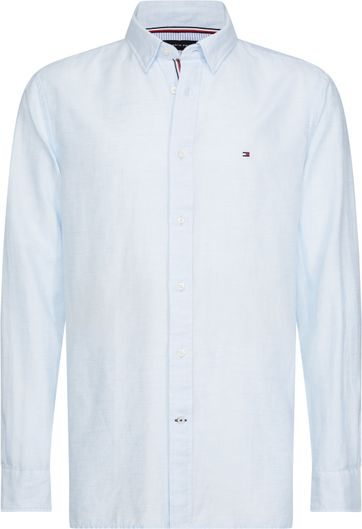 Tommy Hilfiger Shirt Light Blue