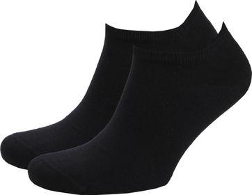 Tommy Hilfiger Sneakersok 2-Pack Zwart
