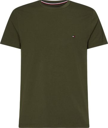 Tommy Hilfiger T-Shirt Dark Green