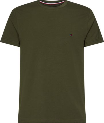 Tommy Hilfiger T-Shirt Donkergroen