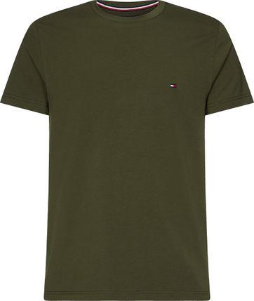 Tommy Hilfiger T-Shirt Dunkelgrün