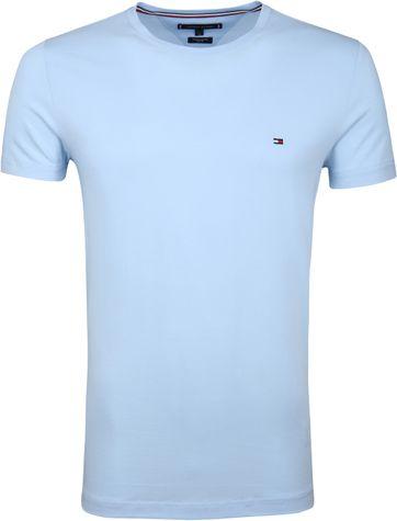 Tommy Hilfiger T-shirt Lichtblauw