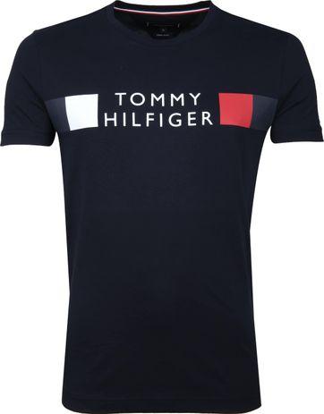 Tommy Hilfiger T-shirt Logo Navy