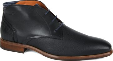 Van Lier Dress Shoes Berlin Black