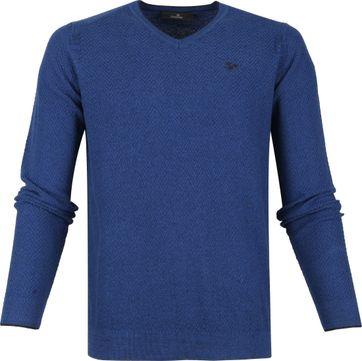 Vanguard Pullover Blue